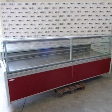 Banco Alimentare Refrigerato Usato Frigomeccanica Polo Squared 300 Cm Tn Rs A