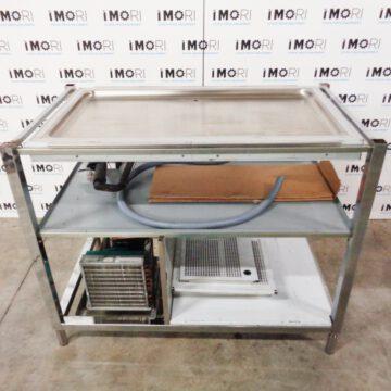 Drop-in Inox Refrigerato Usato Orion Tn Rs C/m Aria